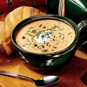 East Coast Tomato Soup Recipe