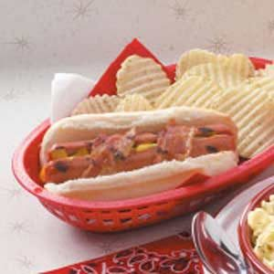 Glorified Hot Dogs