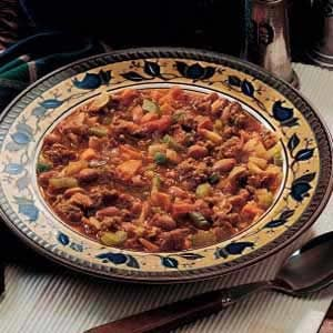 Wild West Chili Recipe