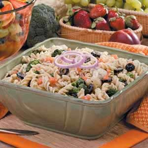 Italian Broccoli Pasta Salad Recipe