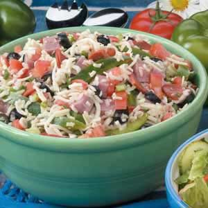 Healthy Italian Market Salad Recipe