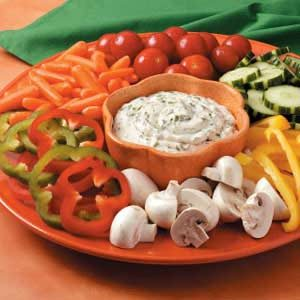 Fresh Herb Dip Recipe