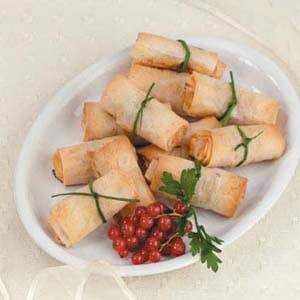 Mini Sausage Bundles Recipe