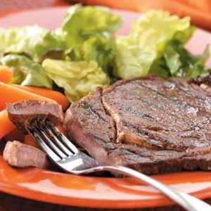 Grilled Ribeyes Recipe