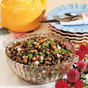Two-Bean Rice Salad Recipe