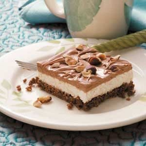 Hazelnut Cheesecake Dessert Recipe