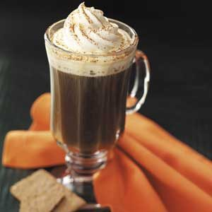 Spiced Ginger Coffee Recipe