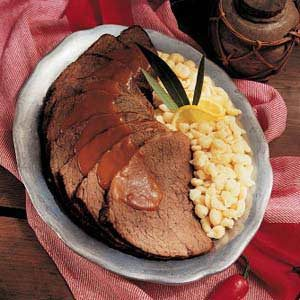 Old-World Sauerbraten Recipe