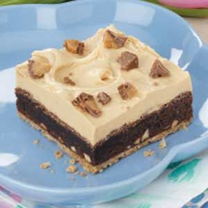 Peanut Lover's Brownies