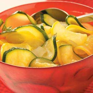 Summer Squash Medley Recipe