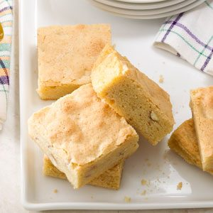 Almond Blondies Recipe