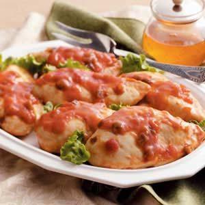 Sweet Salsa Chicken Recipe
