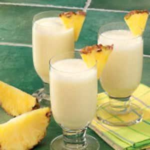 Pineapple Smoothies Recipe