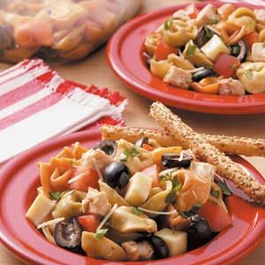 Tortellini Chicken Salad Recipe