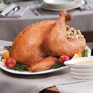 Fruit-Glazed Turkey Recipe