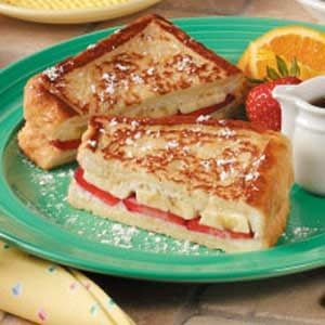 Fruity French Toast Recipe
