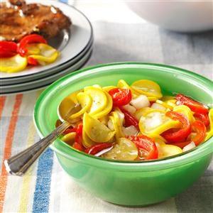 So-Sweet Squash Pickles Recipe