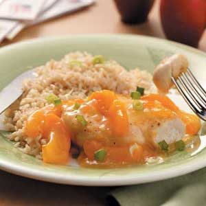 Apricot Chicken Breasts Recipe