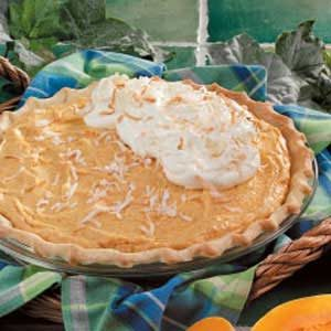 Butternut Cream Pie Recipe
