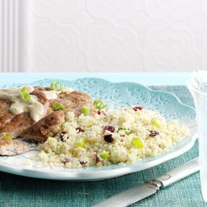 Cranberry Couscous Recipe