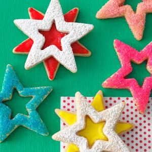 Cutout Christmas Cookies Recipe