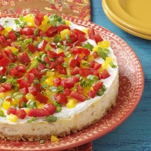 Santa Fe Cheesecake Recipe