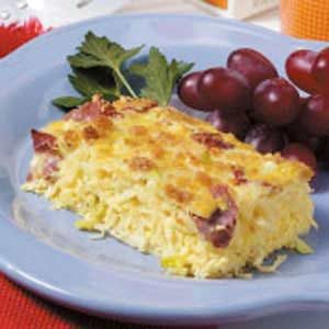 Reuben Brunch Bake Recipe