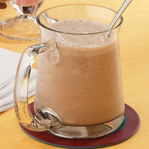 Chilled Cocoa Recipe