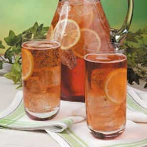 Ginger Iced Tea Recipe
