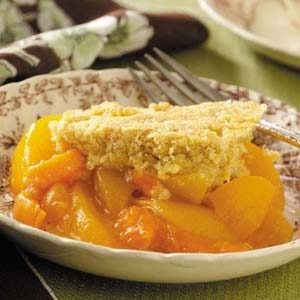 Mixed Fruit Cobbler Recipe