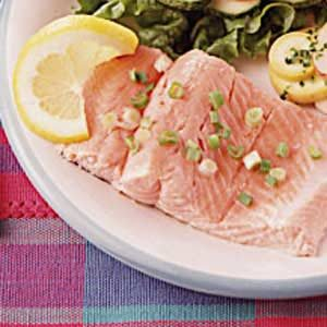 Fish Fillets in Garlic Butter Recipe