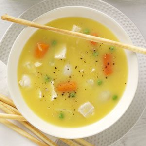 Simple Chicken Soup Recipe