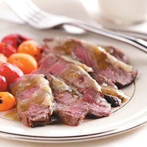 Taos Steak Recipe