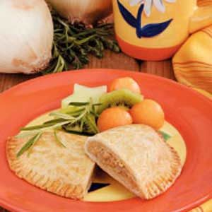 Sweet Onion Turnovers Recipe