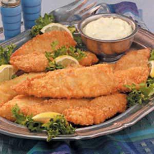 Mom's Fried Fish Recipe