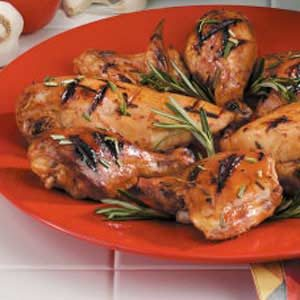 Marinated Rosemary Chicken Recipe