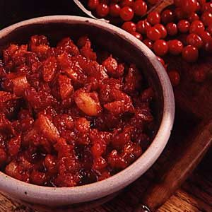 Winning Cranberry Chutney Recipe