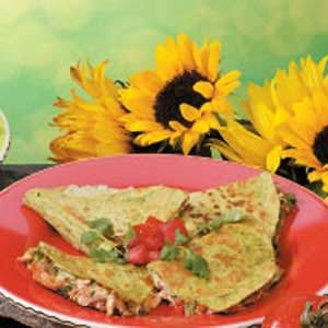Rio Grande Quesadillas Recipe