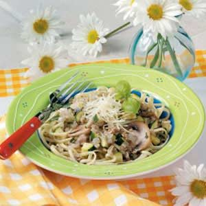 Linguine in Clam Sauce Recipe