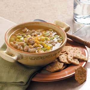 Turkey Bean Soup Recipe