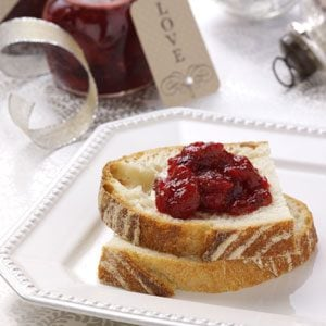 Holiday Cranberry Jam