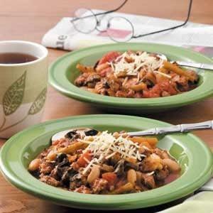 Fast Italian Stew Recipe