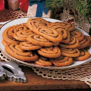 Date Swirl Cookies Recipe