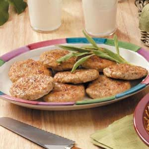 Breakfast Sausage Patties Recipe