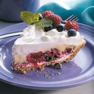 Very Berry Pie Recipe