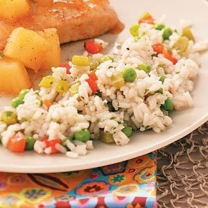 Confetti Rice Recipe