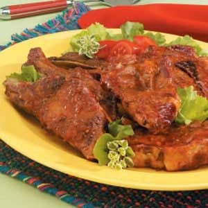 Grilled Country Ribs Recipe