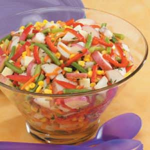 Pretty Picnic Salad Recipe