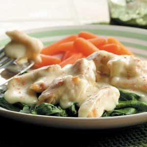 Swiss Turkey Tenderloin Strips Recipe