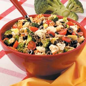 Poppy Seed Pasta Salad Recipe